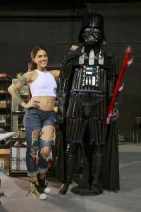 Darth Vader Replica Made of Sex Toys