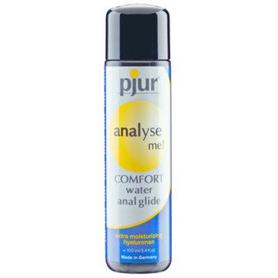 Pjur Analyse Me! Comfort Water-Based Anal Lubricant 100ml - Pjur Bodyglide