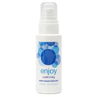 Lovehoney Enjoy Water-Based Lubricant 100ml - Lovehoney