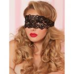 Seven 'til Midnight Lace Eye Mask - Seven 'til Midnight