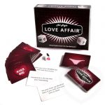 All Night Love Affair Dice And Card Game - Unbranded
