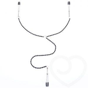 Bondage Boutique Nipple Tweezer and Clit Clamp Body Jewellery