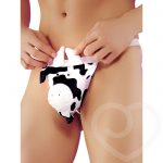 Classified Mr Moo 'Mooing' Cow Thong - Classified