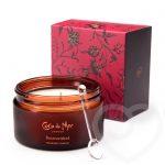 Coco de Mer Roseravished Massage Candle 200g - Coco de Mer
