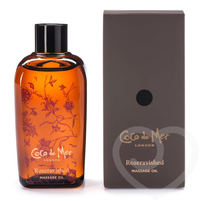 Coco de Mer Roseravished Massage Oil 100ml - Coco de Mer