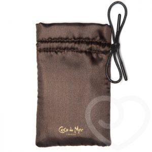 Coco de Mer Small Satin Toy Bag