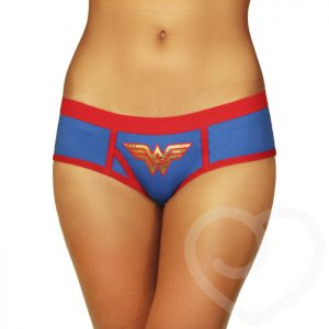 DC Comics Wonder Woman Superhero Boyshorts