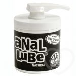 Doc Johnson Natural Anal Lubricant Tub 127ml - Doc Johnson