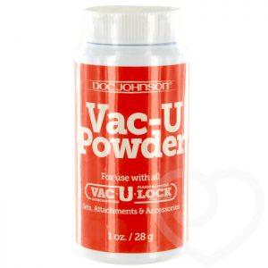Doc Johnson Vac-U-Lock Powder 28g