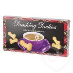 Dunking Dickies Willie Shaped Shortbread Biscuits (5 Pack) - Rude Food