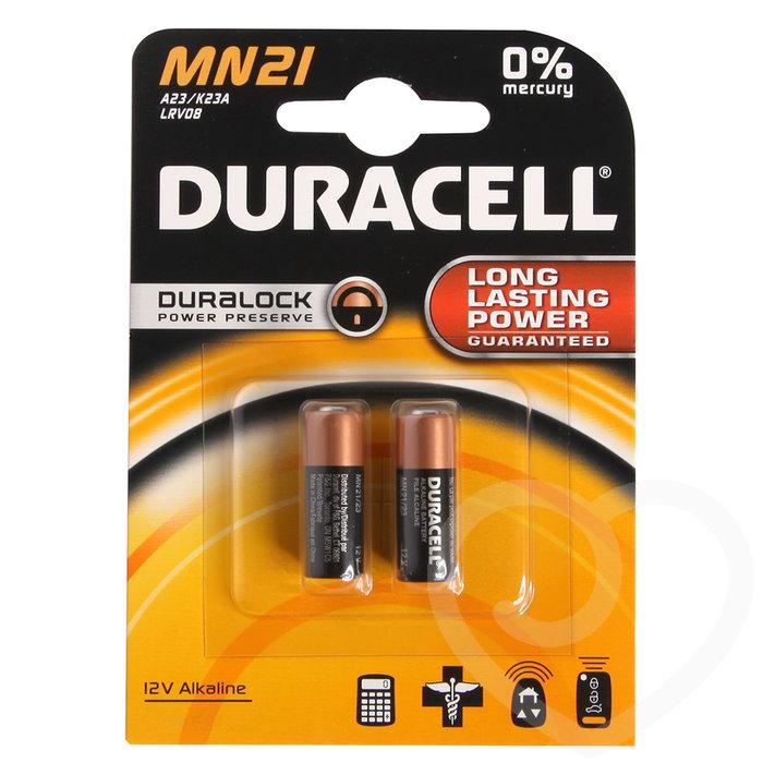 Duracell A23 Battery (2 Pack) - Duracell