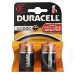 Duracell C Batteries (2 Pack) - Duracell