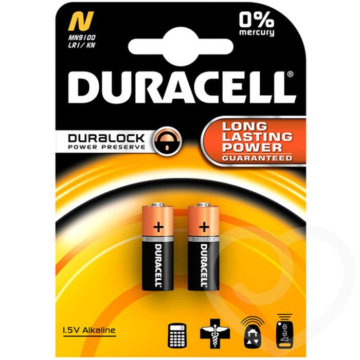 Duracell N Batteries (2 Pack) - Duracell