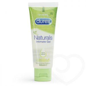 Durex Naturals Intimate Gel Lubricant 100ml