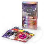 EXS Mixed Flavoured Condoms (12 Pack) - EXS Condoms