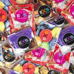 EXS Mixed Flavoured Condoms (144 Pack) - EXS Condoms