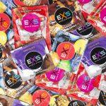 EXS Mixed Flavoured Condoms (144 Pack) - EXS Condoms