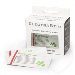 ElectraStim Cleaning Wipe Sachets (10 Pack)