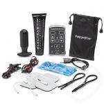 ElectraStim EM80-M Flick Dual-Channel Rechargeable Electrosex Set - ElectraStim