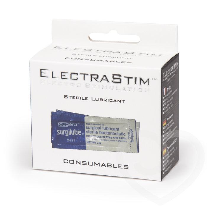 ElectraStim Sterile Lubricant Sachets 5ml (10 Pack) - ElectraStim