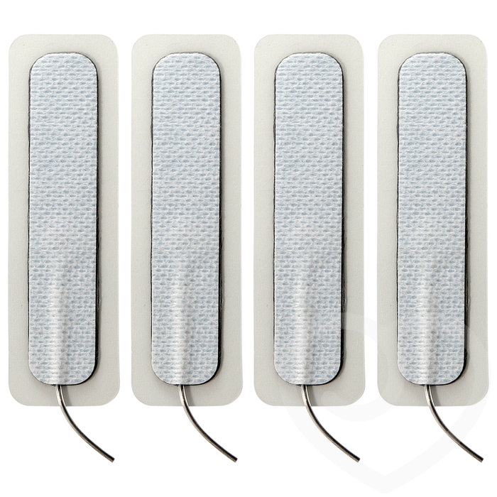 ElectraStim Uni-Polar Long ElectraPads (4 pack) - ElectraStim