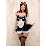 Fever Naughty French Maid Outfit - Fever Costumes