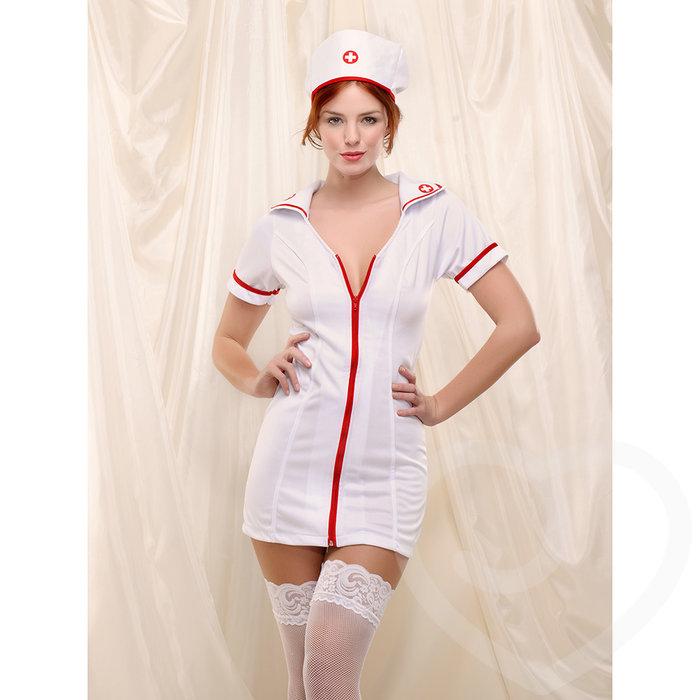 Fever Sexy Nurse Uniform Costume Set - Fever Costumes