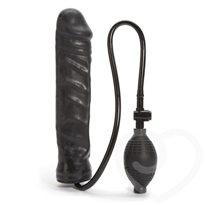 Inflatable Stud Dildo 10 Inch - Cal Exotics