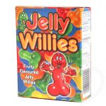 Jelly Willies Sexy Sweets 150g - Rude Food