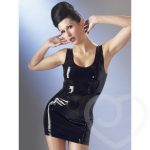 Latex X Sexy Mini Dress - Unbranded