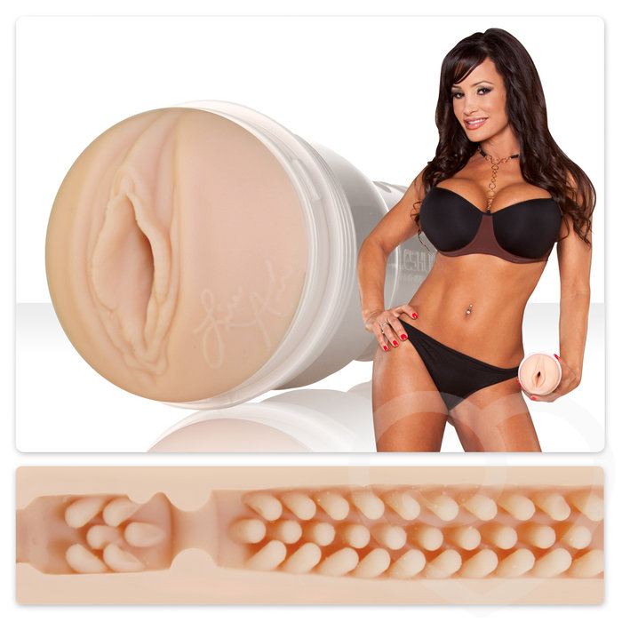 Lisa Ann Barracuda Textured Fleshlight Girls - Fleshlight