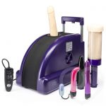 Love Sex Machine with 6 Sex Toy Attachments - Unbranded
