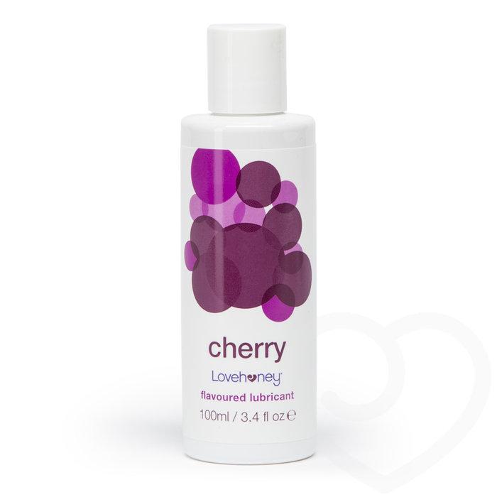 Lovehoney Cherry Flavoured Lubricant 100ml - Lovehoney