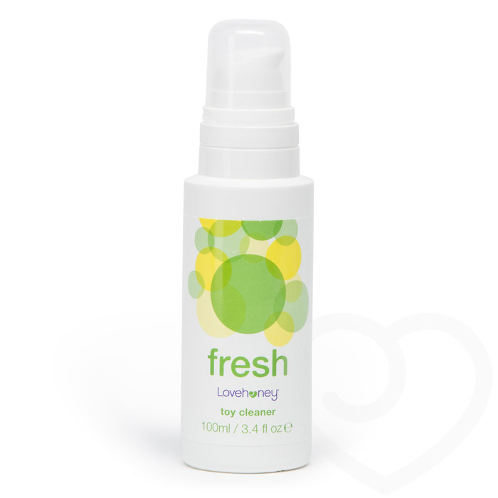 Lovehoney Fresh Toy Cleaner 100ml - Lovehoney