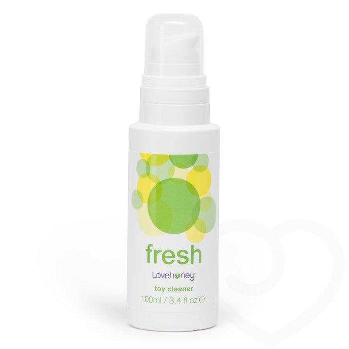 Lovehoney Fresh Toy Cleaner 100ml - Lovehoney
