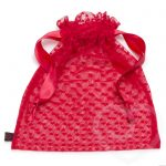 Lovehoney Heart Mesh Lingerie Gift Bag - Lovehoney Lingerie