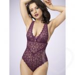 Lovehoney Indulge Me Lace Crotchless Body - Lovehoney Lingerie