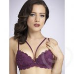 Lovehoney Indulge Me Padded Plunge Bra - Lovehoney Lingerie