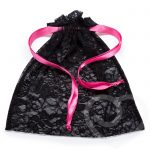Lovehoney Lace Drawstring Lingerie Gift Bag - Lovehoney Lingerie