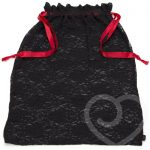 Lovehoney Large Lace Drawstring Lingerie Gift Bag - Lovehoney Lingerie
