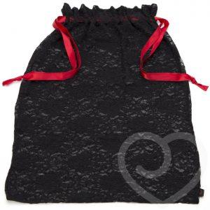 Lovehoney Large Lace Drawstring Lingerie Gift Bag