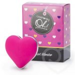 Lovehoney Oh! Love Heart USB Rechargeable Clitoral Vibrator - Lovehoney Oh!
