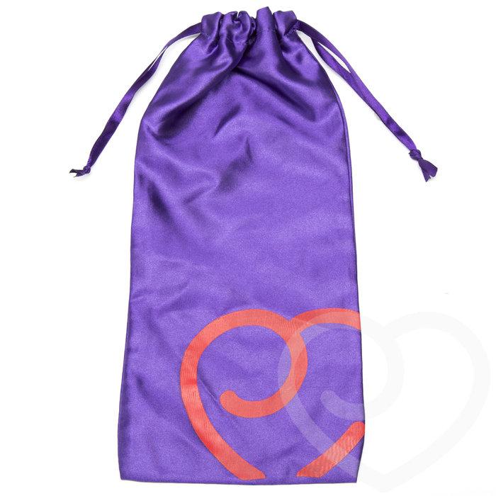 Lovehoney Satin Drawstring Toy Bag - Lovehoney