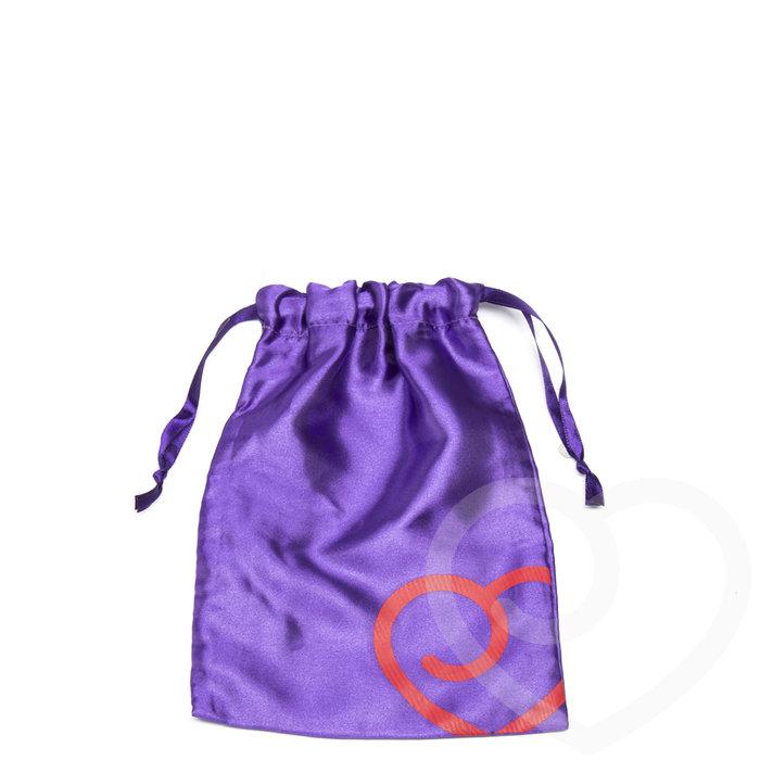 Lovehoney Small Satin Drawstring Toy Bag - Lovehoney