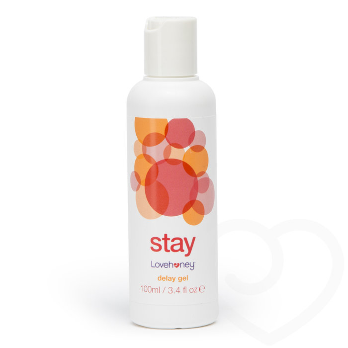 Lovehoney Stay Longer Delay Lubricant 100ml - Lovehoney