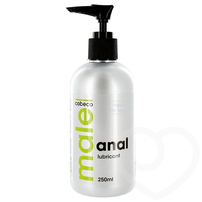 Male Cobeco Anal Lubricant 250ml - Cobeco Pharma