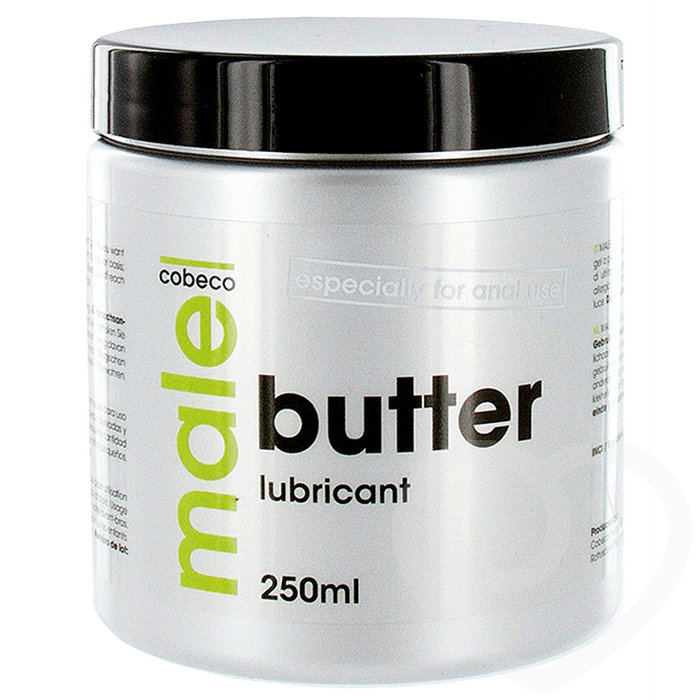 Male Cobeco Butter Ultra Thick Anal Lubricant 250ml - Cobeco Pharma