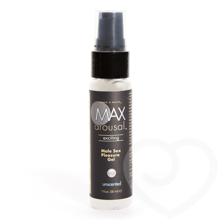 Max 4 Men Intimate Pleasure Gel for Men 30ml - Unbranded