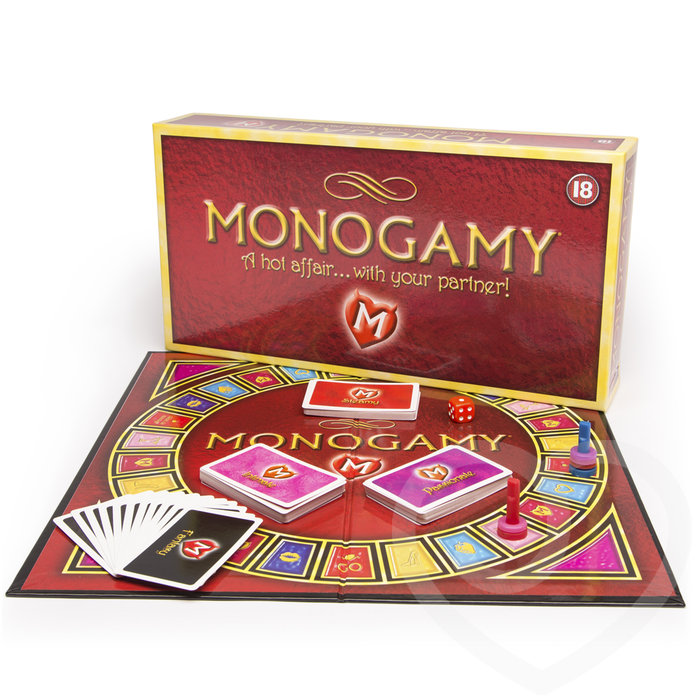 Monogamy: A Hot Affair Game - Monogamy