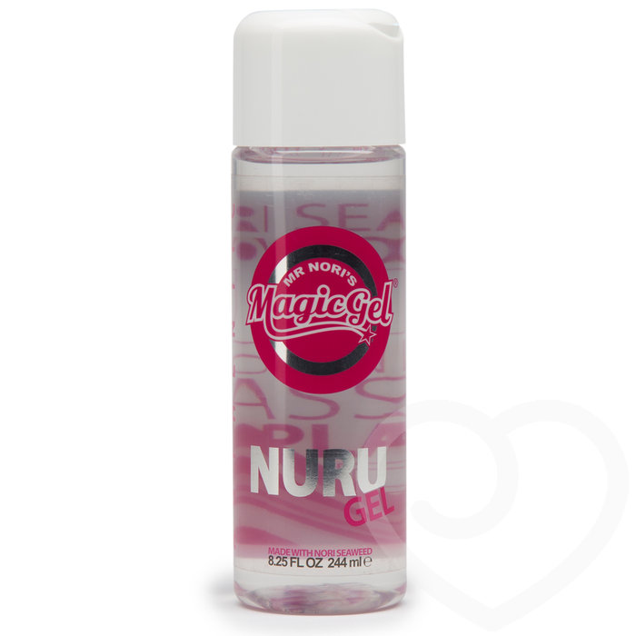 Mr. Nori's Magic Gel Authentic Nuru Massage Gel 244ml - Unbranded